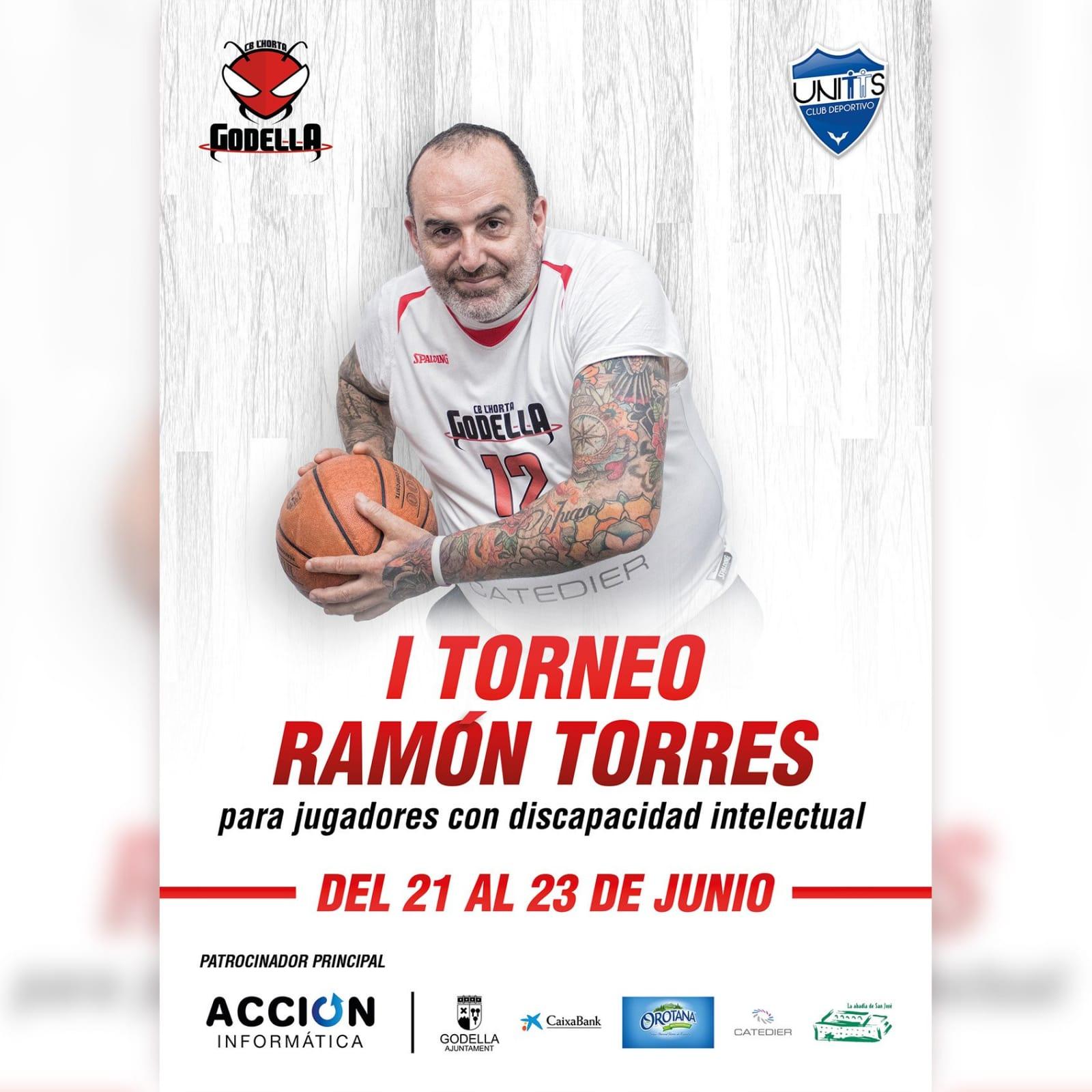 Acción Informática patrocina el I Torneo Ramón Torres, un campeonato de baloncesto para jugadores con discapacidad intelectual